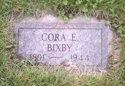 Cora <i>Davis</i> Bixby