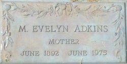 Margaret Evelyn <i>Osgood</i> Adkins