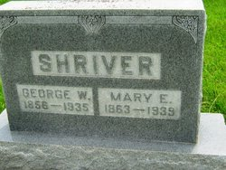Mary E <i>Casey</i> Shriver