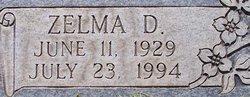 Zelma Dean <i>Boyd</i> Self