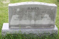 Josephine F Hahn
