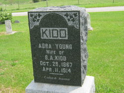 Mary Abba <i>Young</i> Kidd