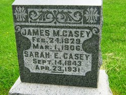 James M Casey
