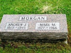Mary M <i>Flynn</i> Morgan