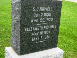 Elizabeth <i>Hunsaker</i> Howell
