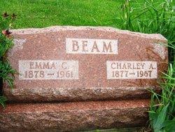 Emma C <i>Morlan</i> Beam