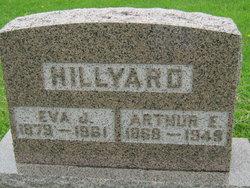 Eva J <i>Cox</i> Hillyard
