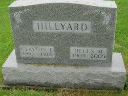 Helen M <i>Kelly</i> Hillyard
