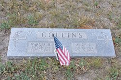 Warner Bruce Collins