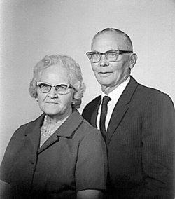 Edna Ruth <i>Erickson</i> Clark
