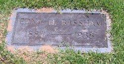 Edna L. <i>Harrison</i> Bassham