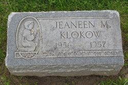 Jeaneen Marie Klokow