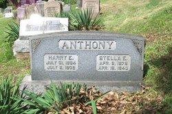 Stella E. <i>Blackwell</i> Anthony