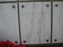 Edmond Lee Ed Atkeson