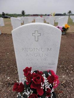 Rudine Maude <i>Meyer</i> Anglin