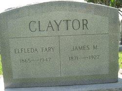 Elfleda Juliza <i>Fary</i> Claytor