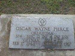 Oscar W. Pierce