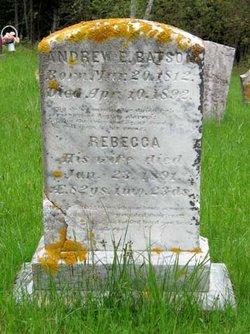 Rebecca <i>Drisko</i> Batson