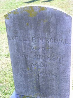 Luella F <i>Hopkins</i> Percival