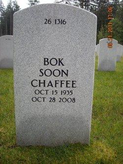 Bok Soon Chaffee