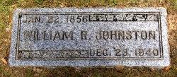 William Riley Johnston