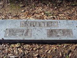 William R Whitten