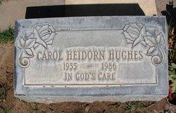 Carol <i>Heidorn</i> Hughes