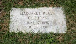 Margaret Wadsworth <i>Reese</i> Cochran