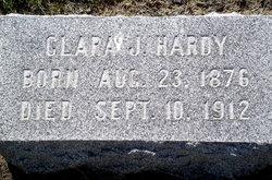 Clara Jane <i>McCloy</i> Hardy