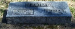 Henry Wilson Hadley