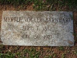 Myrtle <i>Vogler</i> Barnhart