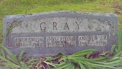 Josephine V <i>Pratt</i> Gray