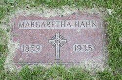 Margaretha Hahn