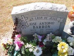Jose Antonio Barron, Jr