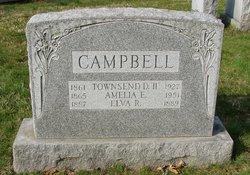 Amelia E Campbell