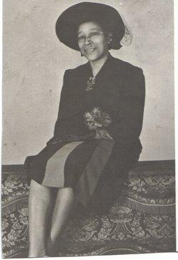 Martha Jane Mattie <i>Walker</i> McNair