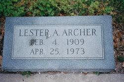 Lester Arland Archer
