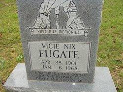 Vicie <i>Nix</i> Fugate