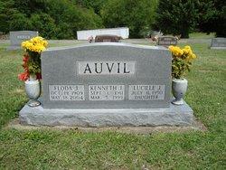 Floda Jane <i>Calhoun</i> Auvil