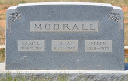 Carrie <i>Johnson</i> Modrall