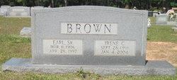 Earl Brown, Sr
