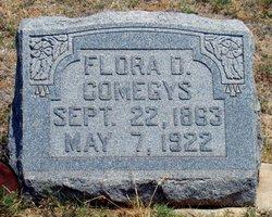 Flora Davis <i>Thurmond</i> Comegys