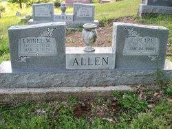 Laura Pearl <i>Chiles</i> Allen
