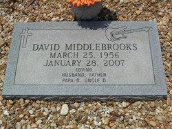 David O Middlebrooks