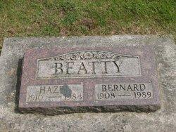 Bernard E Beatty