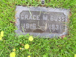 Grace Marie Buss