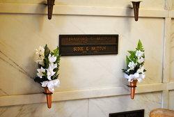 Sudie Edith <i>Patterson</i> Britton