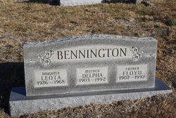 Leota Bennington