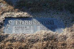 Locia A Bennington