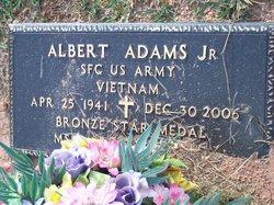 Albert Adams, Jr